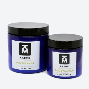 Kaeme Goldflakes Shea Butter Cream
