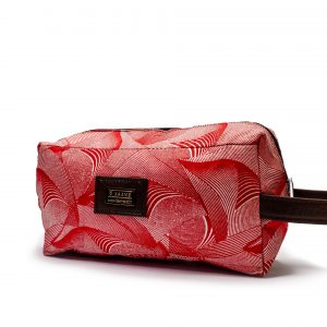 awale print kaeme toiletry bag